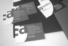 Franadria celostna grafična podoba >> Franadria visual identity