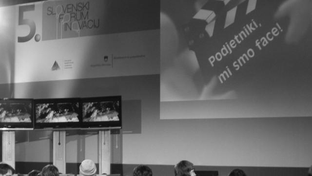 SFI • Slovenski forum inovacij • dogodek > Slovenian innovation forum • event