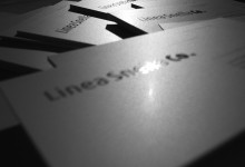 Lineasnella Co. celostna grafična podoba >> Lineasnella Co. visual identity
