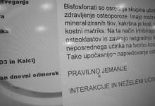 Info točka Goriške lekarne >> Goriška pharmacy info point