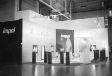 Stojnica Impol Essen >> Impol stand design in Essen